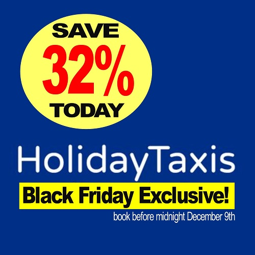 Holiday Taxis from Alicante Airport.