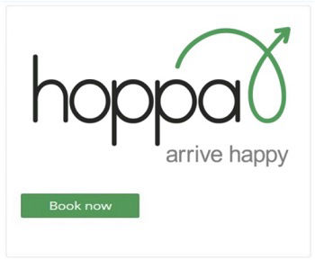 Alicante Airport Transfers from hoppa