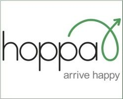 hoppa transfers - arrive happy!